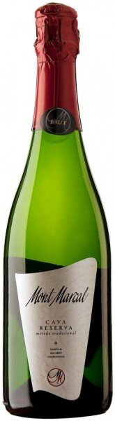 Игристое вино Mont Marcal, Cava Brut Reserva