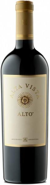 "Вино Alta Vista, ""Alto"", 2006"