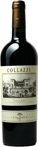 "Вино Fattoria I Collazzi, ""Collazzi"", Toscana IGT, 2004"