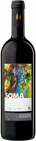 "Вино Kurtatsch, ""Soma"", 2011"