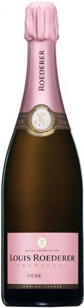 Шампанское Brut Rose AOC, 2011