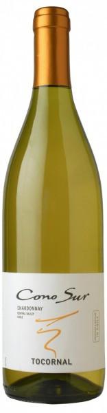 Вино Cono Sur Tocornal Chardonnay Central Valley DO 2011