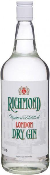 """Джин """"Richmond"""" London Dry, 1 л"""