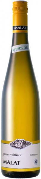 """Вино Malat, Gruner Veltliner """"Hohlgraben"""", 2012"""