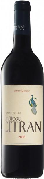 Вино Chateau Citran, Haut-Medoc AOC Cru Bourgeois, 2006
