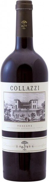 "Вино Fattoria I Collazzi, ""Collazzi"", Toscana IGT, 2006"