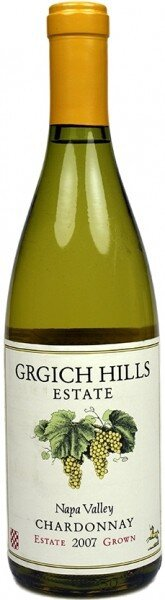 Вино Grgich Hills Estate Chardonnay 2007 (Biodynamic Wine)