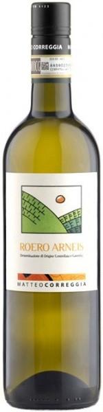 Вино Matteo Correggia, Roero Arneis DOC, 2016