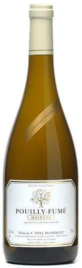 """Вино Domaine Tinel-Blondelet, """"Quercus"""", Pouilly Fume AOC, 2010"""