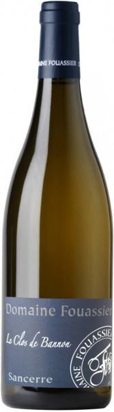 """Вино Domaine Fouassier, """"Le Clos de Bannon"""", Sancerre AOC, 2013"""