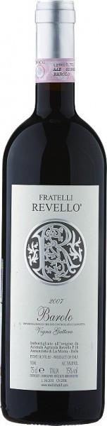 """Вино Fratelli Revello, """"Vigna Gattera"""", Barolo DOCG, 2007"""