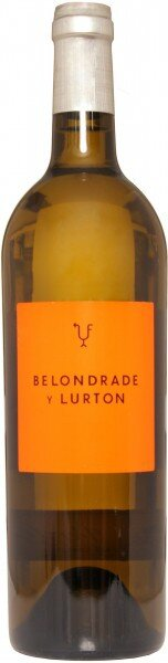 Вино Belondrade y Lurton, Rueda DO, 2010