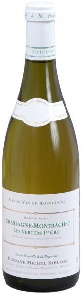 """Вино Domaine Michel Niellon, Chassagne-Montrachet Premier Cru """"Les Vergers"""", 2013"""