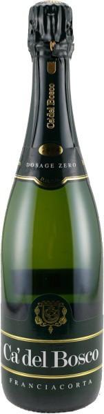 "Игристое вино ""Dosage Zero"" Franciacorta DOC, 2007"
