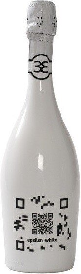 Игристое вино Ca'di Rajo, Epsilon White Dry Veneto