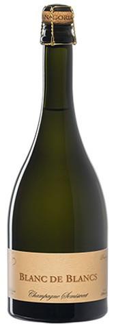 Игристое вино Fanagoria, Blanc de Blancs Semisweet