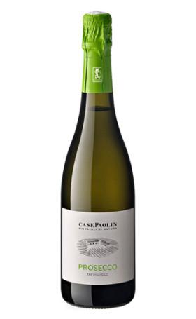 Игристое вино Case Paolin Prosecco Treviso Extra Dry 0.75л