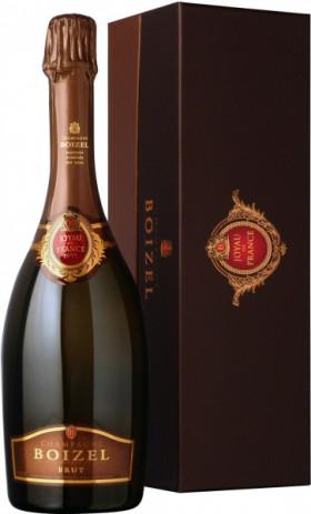 "Шампанское Boizel, ""Joyau de France"" Brut, 1995, gift box"