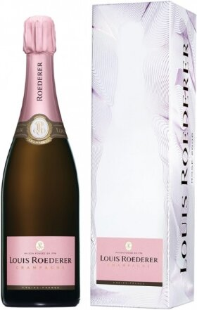 "Шампанское Brut Rose AOC, 2011, ""Grafika"" gift box"
