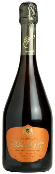 "Шампанское Vilmart & Cie, ""Grand Cellier Rubis"" Brut, Champagne AOC Premier Cru, 2006"