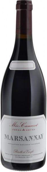 Вино Domaine Meo-Camuzet, Marsannay AOC, Rouge, 2010