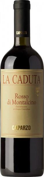 """Вино Caparzo, """"La Caduta"""" Rosso di Montalcino, 2014"""