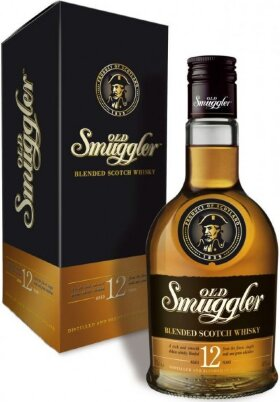 "Виски ""Old Smuggler"", 12 Years Old, gift box, 0.7 л"