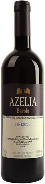 "Вино Azelia, ""San Rocco"" Barolo DOCG, 2012"