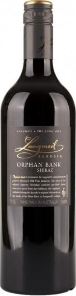 "Вино Langmeil, ""Orphan Bank"", 2014"