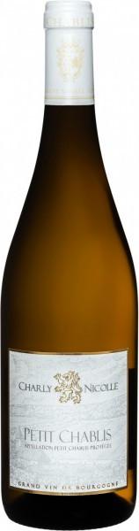 Вино Domaine Charly Nicolle, Petit Chablis AOC