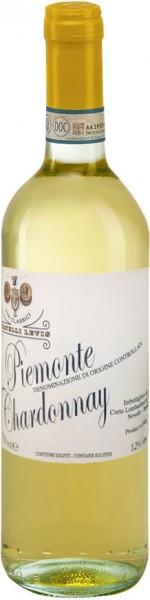 """Вино Corte Lombardina, """"Fratelli Levis"""" Piemonte DOC Chardonnay"""