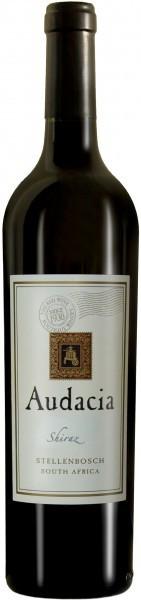 Вино Audacia Shiraz 2001