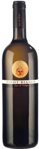 """Вино Pinot Bianco """"Zuc di Volpe"""", Colli Orientali del Friuli DOC, 2011"""