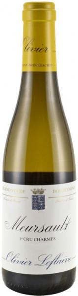 Вино Meursault-Charmes 1er Cru AOC 2008, 0.375 л