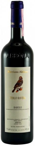 "Вино Abbona, ""Terlo Ravera"", Barolo DOCG, 2003"