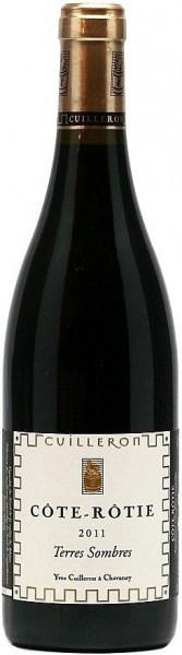 """Вино Cote-Rotie AOC """"Terres Sombres"""", 2011"""