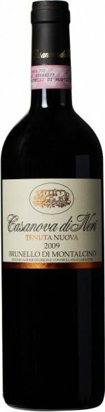 """Вино Casanova di Neri, Brunello di Montalcino """"Tenuta Nuova"""" DOCG, 2009"""