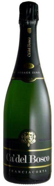 "Игристое вино ""Dosage Zero"" Franciacorta DOC, 2008"