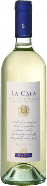 """Вино Sella & Mosca, """"La Cala"""" Vermentino di Sardegna DOC"""
