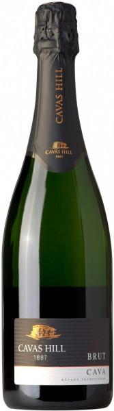 Игристое вино Cavas Hill, Cava Reserva Oro Brut DO