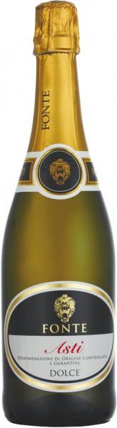 """Игристое вино Schenk Italia, """"Fonte"""" Asti DOCG"""