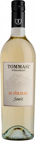 """Вино Tommasi, """"Le Volpare"""", Soave Classico DOC, 2014, 0.375 л"""