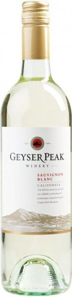 Вино Geyser Peak, Sauvignon Blanc, California, 2012