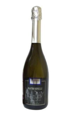 Игристое вино Mastro Binelli Trebbiano 0.75л