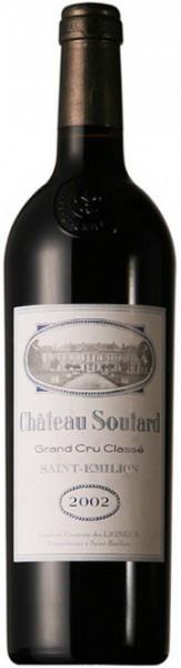 Вино Chateau Soutard (Saint-Emilion) Grand Cru Classe AOC, 2002