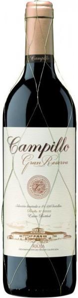 Вино Campillo, Gran Reserva, 2001