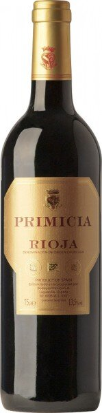 "Вино ""Primicia"" Oak Aged, 2013"