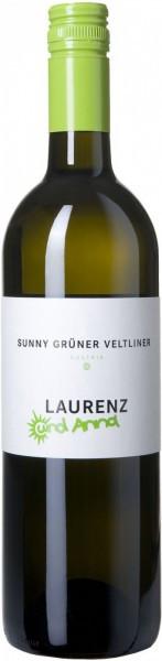 """Вино """"Sunny"""" Gruner Veltliner, 2012"""