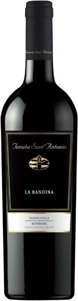 """Вино Tenuta Sant'Antonio, """"La Bandina"""" Valpolicella DOC Superiore, 2007"""