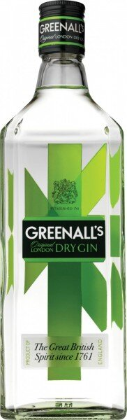 "Джин ""Greenall's"" Original London Dry, 1 л"